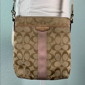 Coach Crossbody Bag Purse Adjustable Strap 23PE